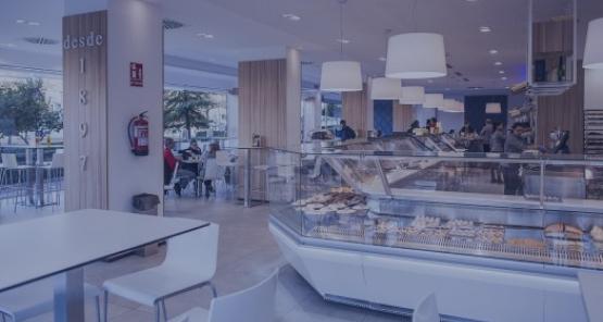 Recoger en tienda dulces en Granada Pionono